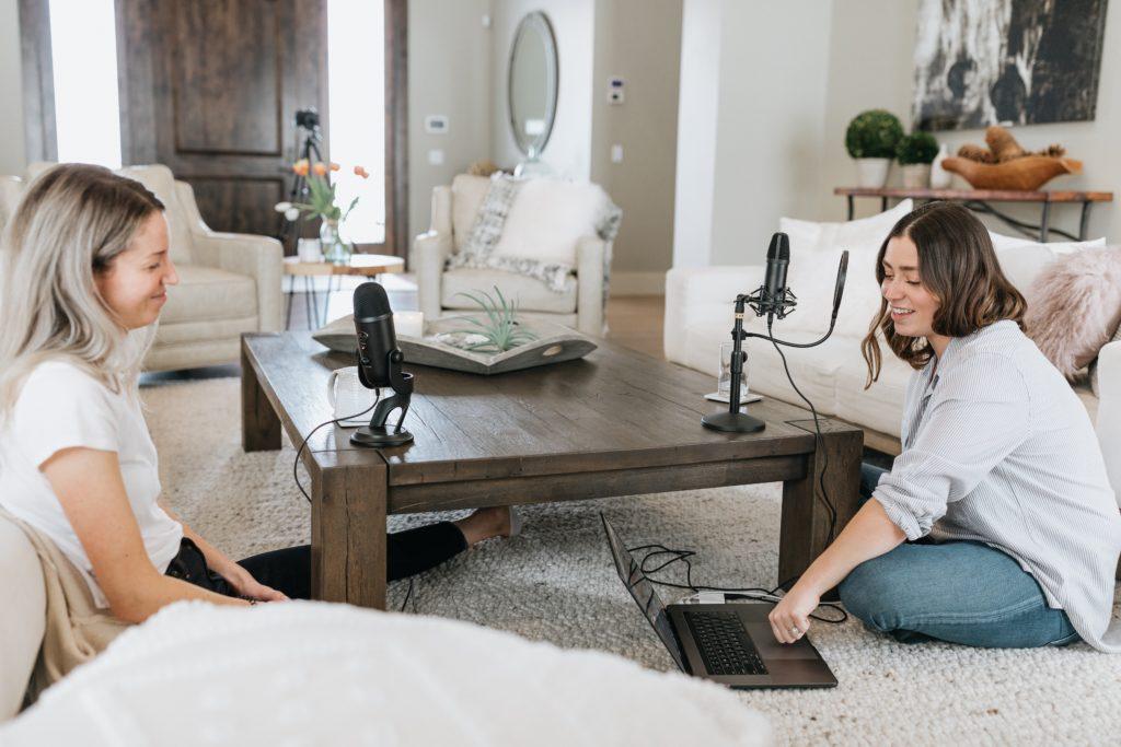 nagranie i montaż podcastu