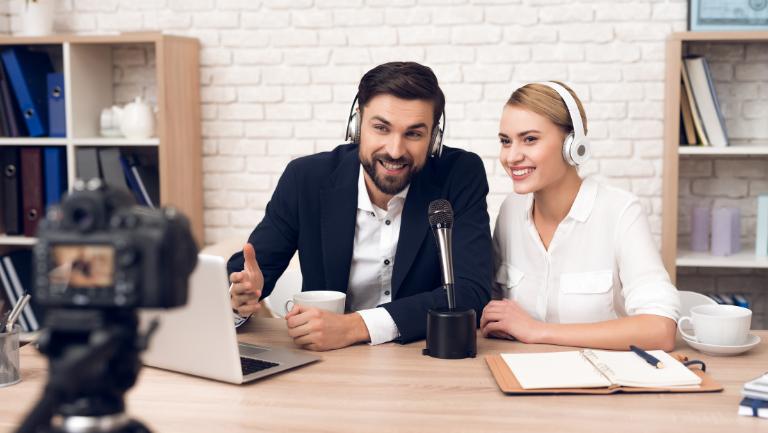 podcast wielojęzyczny na czym polega