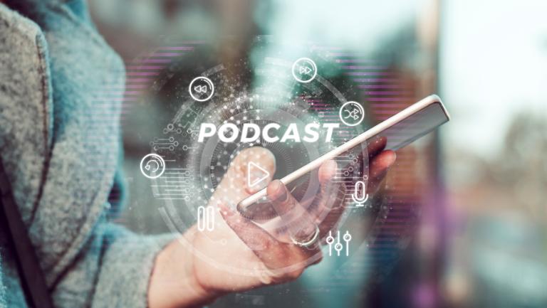 podcast jak go wykorzystać
