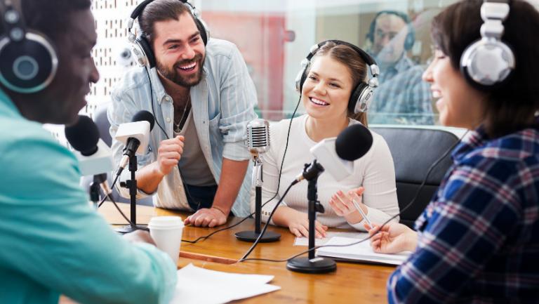 podcast z gościem wing person