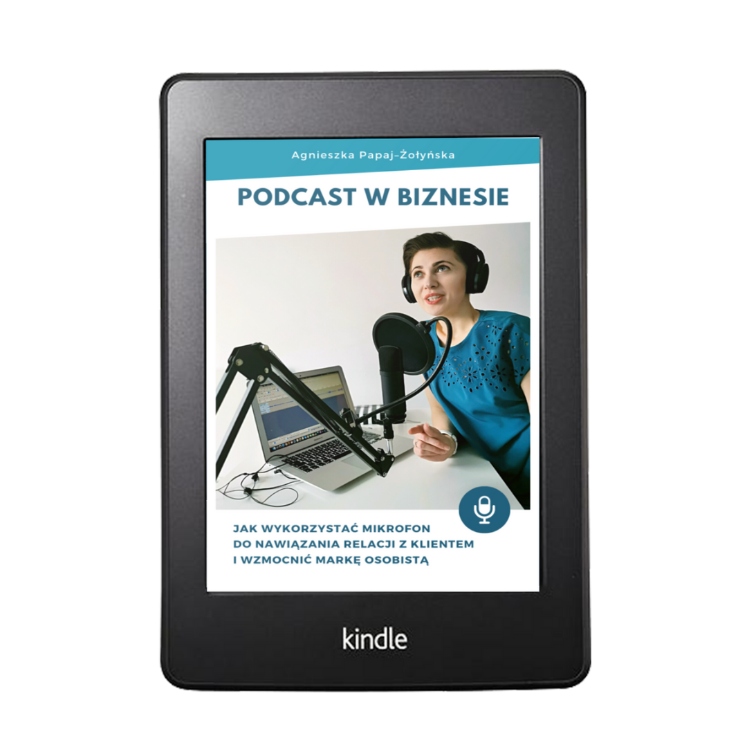 ebook podcast w biznesie wing person