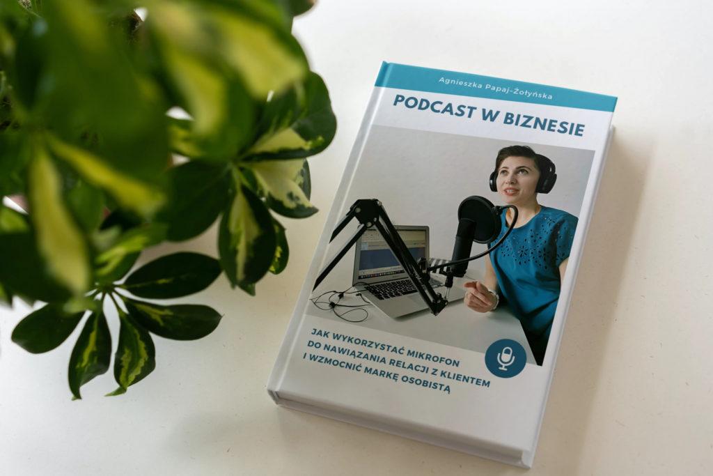 własna książka podcast w biznesie