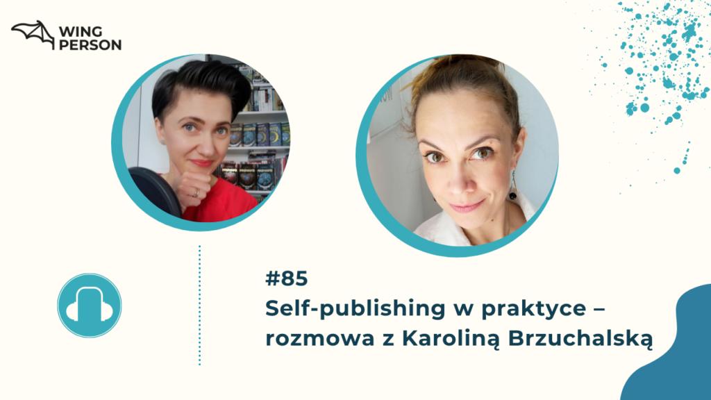self-publishing w praktyce wing person
