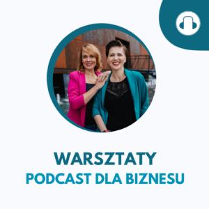 warsztaty podcast dla biznesu